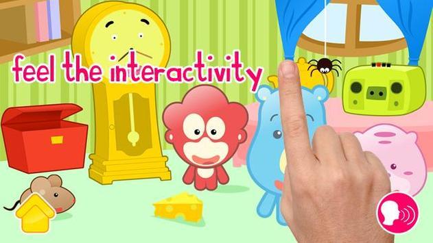 Kids Song Interactive 02 Lite screenshot 5
