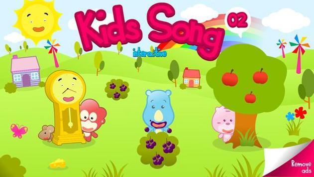 Kids Song Interactive 02 Lite poster