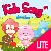 Kids Song Interactive 01 Lite icon