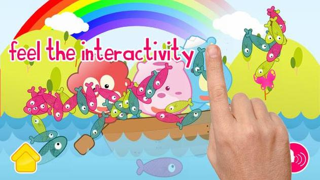 Kids Song Interactive 01 Lite apk screenshot