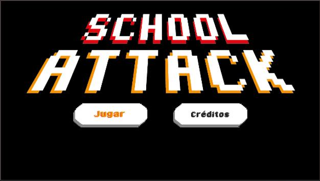 School Attack poster