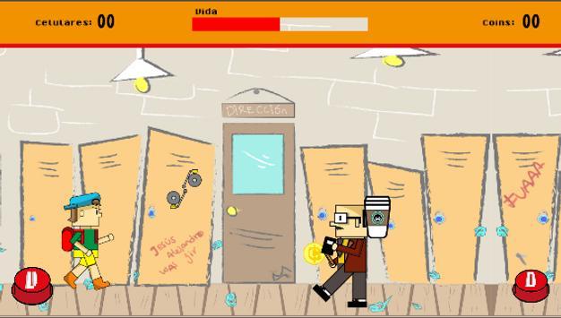 School Attack screenshot 1