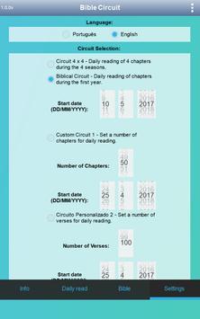 Circuito de Leitura Bíblica. Bíblia e muito mais. imagem de tela 10