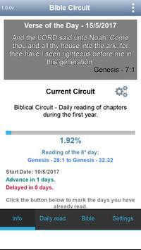 Circuito Bíblico 4x4 Leitura Bíblica apk imagem de tela