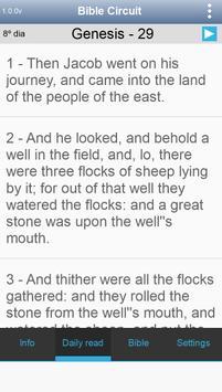 Circuito de Leitura Bíblica. Bíblia e muito mais. imagem de tela 2