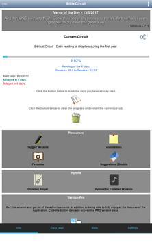 Circuito de Leitura Bíblica. Bíblia e muito mais. imagem de tela 5