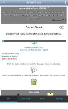 Circuito de Leitura Bíblica. Bíblia e muito mais. imagem de tela 8
