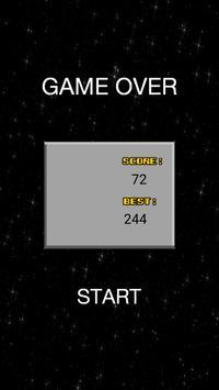 Flappy Ship : A Space Odissey apk screenshot