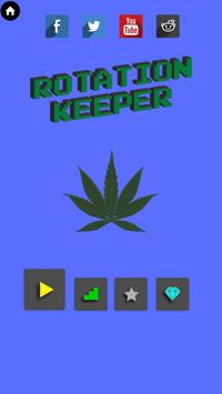 Weed Games - Rotation Keeper poster