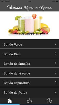 Batidos Quema Grasa screenshot 3