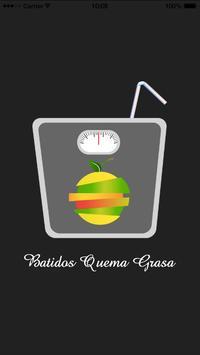 Batidos Quema Grasa पोस्टर