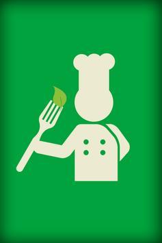 Cocina Vegetariana poster