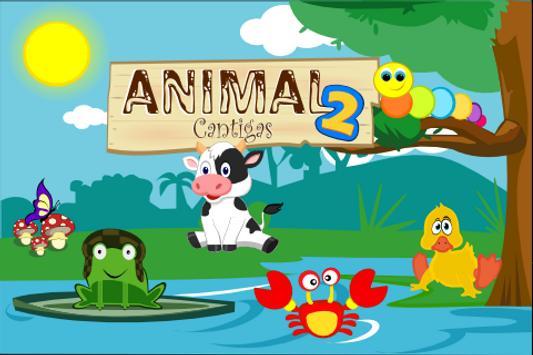 Animal Cantigas 2 apk screenshot