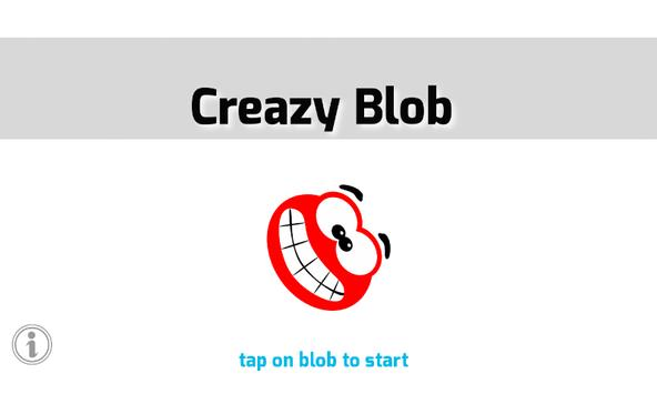 Creazy Blob poster