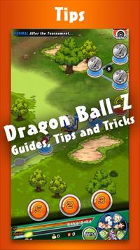 Best Tips For Dragon Ball Game apk screenshot