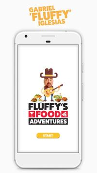 Fluffy's Food Adventures poster