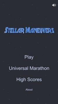 Stellar Maneuvers poster