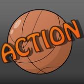 Basketball Action icon