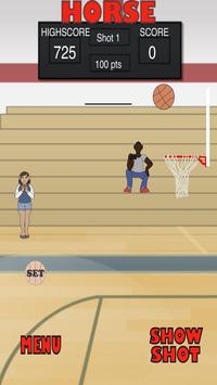 Basketball Action poster