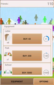 Friends Clicker screenshot 1