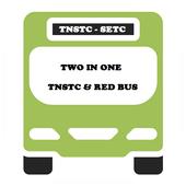 TNSTC SETC RED BUS TICKET BOOKING icon