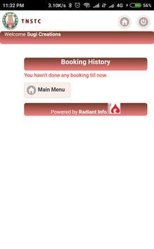 TNSTC SETC RED BUS TICKET BOOKING screenshot 3