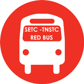 TNSTC BUS BOOKING & RED BUS TWO IN ONE icon