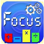 FOCUS: The Formula Smart-App icon