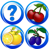 Fruits Memory Teaser - Recollection Game icon