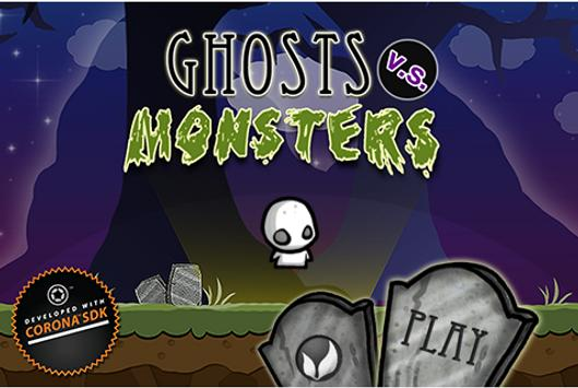 Ghost vs Monster screenshot 4