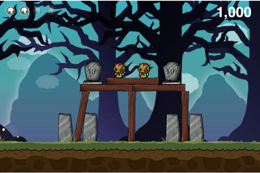 Ghost vs Monster screenshot 1