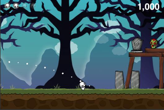 Ghost vs Monster screenshot 2