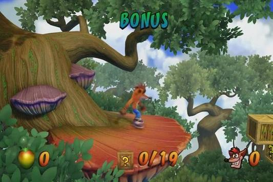 Top Crash Bandicoot Tips apk screenshot