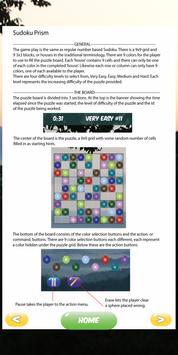 Sudoku Prism screenshot 4