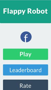 Flappy Robot - The Journey apk screenshot