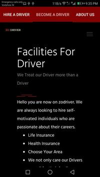 ZoDriver poster