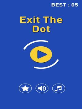 Exit The Dot Puzzle poster