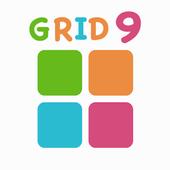 Grid 9 Puzzle icon