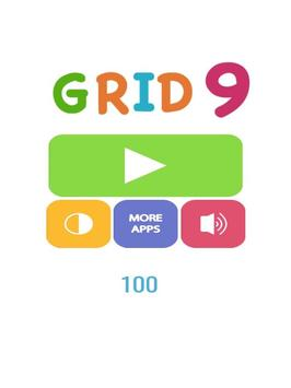 Grid 9 Puzzle poster