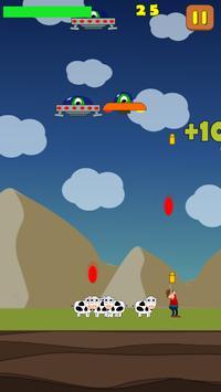 Cow Defense screenshot 1