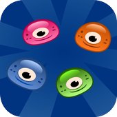 Jelly Invaders : UFO Invasion icon