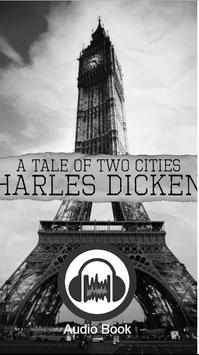 A Tale of Two Cities AudioBook poster