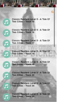A Tale of Two Cities AudioBook screenshot 1