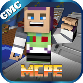 Map Tales from Toys for MCPE icon