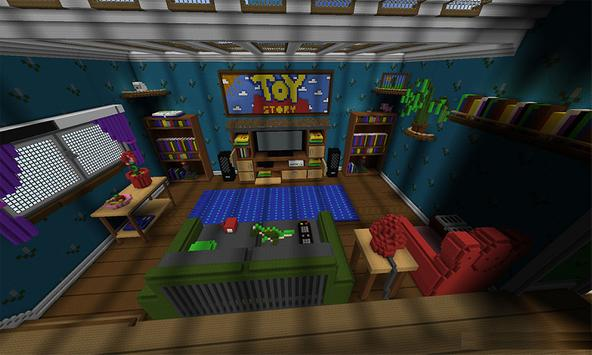 Map Tales from Toys for MCPE apk screenshot