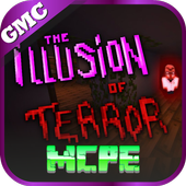 Map The Illusion of Terror for MCPE icon