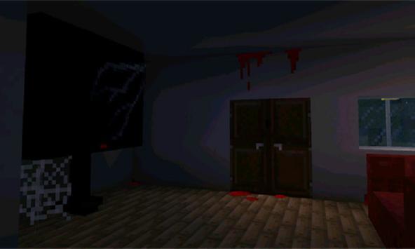 Map The Illusion of Terror for MCPE apk screenshot