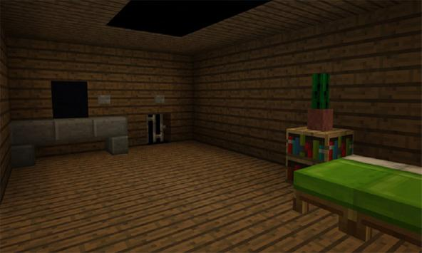 Map Cursed (Horror) for MCPE poster