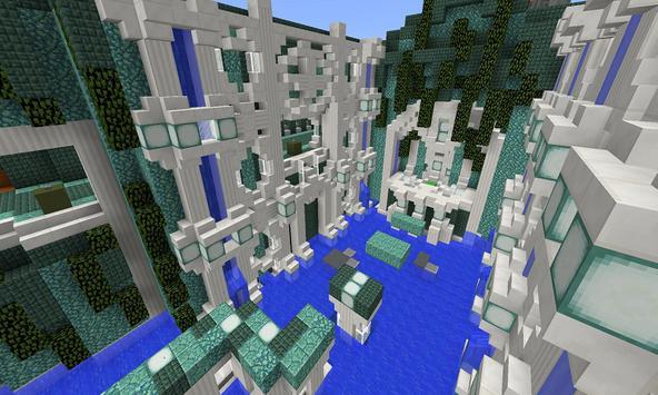 Map Deathrun for MCPE apk screenshot
