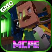 Map Hey Neighbor for MCPE icon